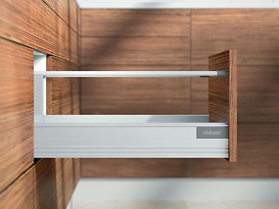 Blum 900mm Wide Kitchen Drawers Deep Or Shallow Soft Close Runners New Retrofit • 55£