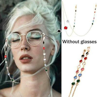 Neck Chain For Your Glasses Or Sunglasses Gold,  Silver NEW • 2.67£