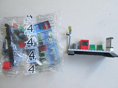 Lego City 7897 Train Platform Staion X2 Lovely! New In Packet! • 11.08£