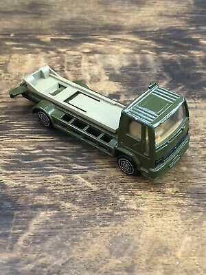 Corgi Ford Cargo Army Truck Great Condition Great Paint Made In England Look • 12.80£