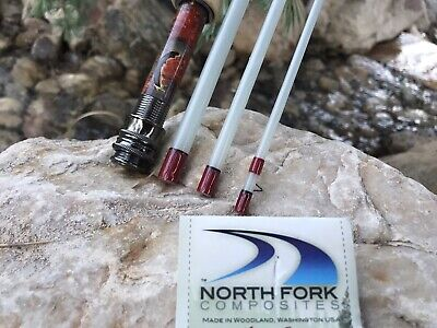 $ CDN479.85 • Buy Northfork Composites 8054- Iconoglass 5wt Fly Rod New / Unused. Upgrades!