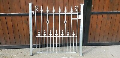 Front Gate , Pedestrian Gate, Metal, Garden Gate With Posts     QUOTE ONLY  • 0.99£