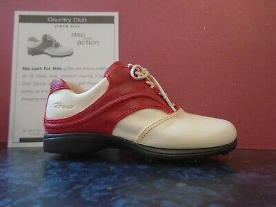 Just The Right Shoe Country Club # 25534 • 6.50£