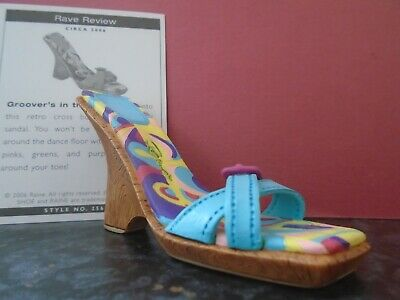 Just The Right Shoe Rave Review # 25604 • 8.50£