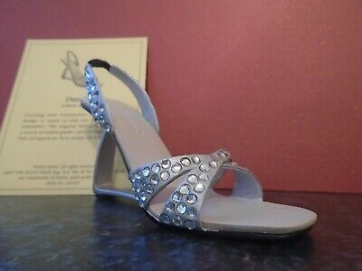 Just The Right Shoe Dazzle # 25169 • 6.50£