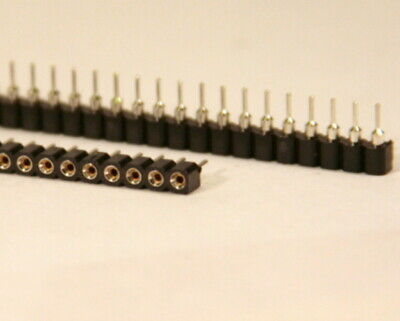 $2.64 • Buy Machined Pin Header, Female 40 Position Precision Machine Socket 1l