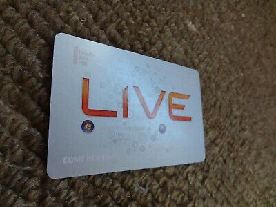 $ CDN12.62 • Buy Xbox Live Gold Subscription Card 1 Month Unused