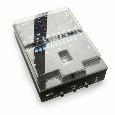 Decksaver Rane 62 Sixty Two Mixer Cover (smoked Clear) • 38.99£