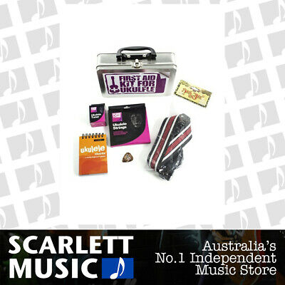 AU41.95 • Buy First Aid Kit For Ukulele (Package) Book