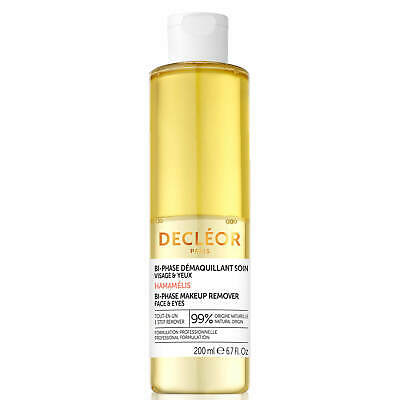 Decléor Bi-Phase Caring Cleanser & Make Up Remover Face & Eyes 200ml • 21£