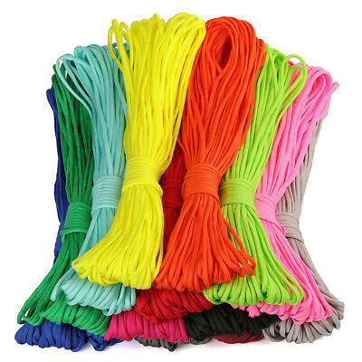 $ CDN11.53 • Buy 30 100Yards Length 5mm Elastic Cord Beading Stretch Thread String Rope Necklace