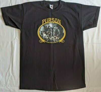 $40 • Buy PURSON Rare Shirt L Uncle Acid Ghost Witchcraft Blood Ceremony Lucifer Danava