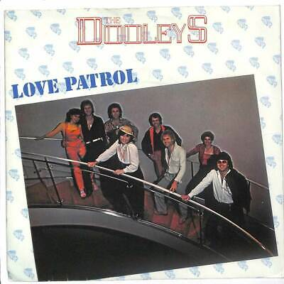 The Dooleys - Love Patrol - 7  Vinyl Record • 2.88£