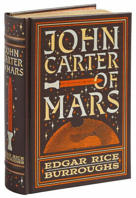 $89.99 • Buy JOHN CARTER OF MARS: The First Five Novels Leatherbound (RARE, NEW And SEALED)