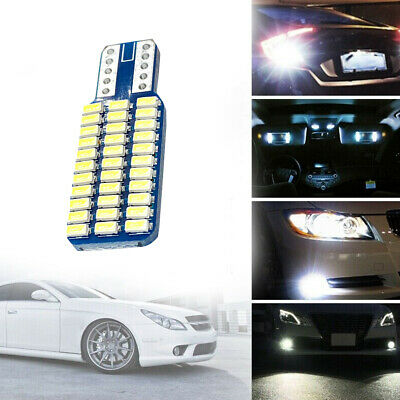 $ CDN2.37 • Buy T10 30SMD 192 194 168 W5W Canbus Car LED Door Light Width Lamp Bulb White Parts