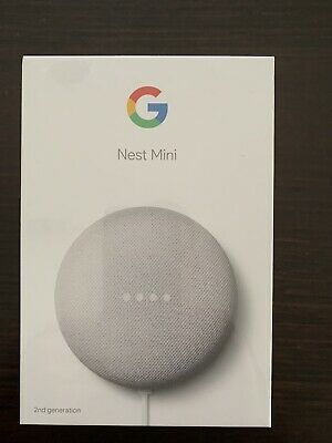 AU29 • Buy Google Nest Mini (2nd Generation) Smart Speaker