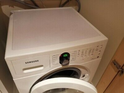 AU99 • Buy Samsung WF8750LSW Washing Machine 7.5 Front Load White In Very Good Condition.