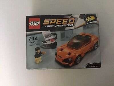 AU35 • Buy LEGO Speed Champions McLaren 720S 75880 Preowned Condition Complete