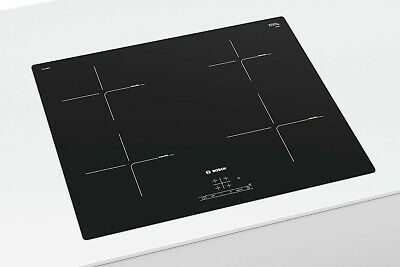 Bosch Serie 4 PUE611BF1B Electric Induction Hob - Black • 112£