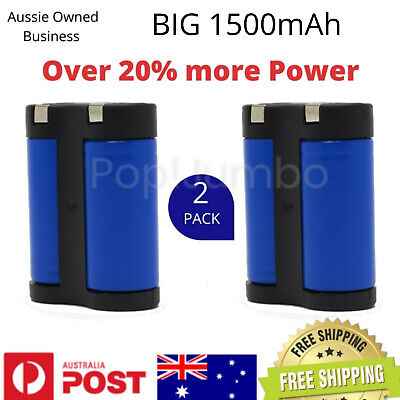 AU30 • Buy 2 Pack Of 2CR5 6V Lithium Camera Battery 1600 MAh SP Lithium