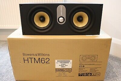 Bowers And Wilkins (B&W) HTM62 Center Speaker  • 142£