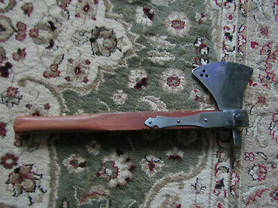 Reenactment Medieval One Handed Axe Knight • 55£