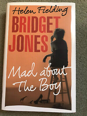Bridget Jones Mad About A Boy Hard Back Book Brand New • 0.99£