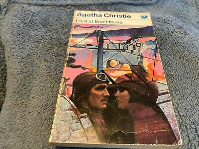 Agatha Christie Peril At End House Fontana Book 2615 1971 Used • 6.49£