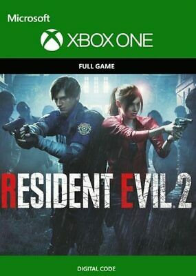 $7 • Buy Resident Evil 2 Remake Xbox One Digital Download (Read Description)