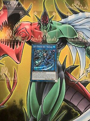 $ CDN5.33 • Buy YUGIOH: Sky Striker Ace - Shizuku MP19-EN258 NM Prismatic Secret Rare FAST