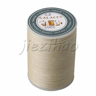 78m 0.8mm Leather Craft Flat Sewing Waxed Thread For Sofa// Tents// Tarps// Purse