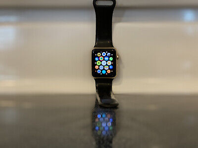 $ CDN135.34 • Buy APPLE WATCH - Gold Series 1 42mm GREAT CONDITION