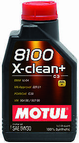 $ CDN29.66 • Buy 106376 Motul 8100 X Clean + 5W30   1L   Synthetic Engine Oil