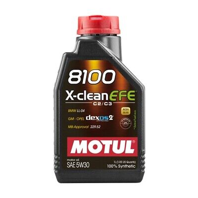 $ CDN29.04 • Buy 107210 Motul 8100 X Clean Efe 5W30   1L   Synthetic Engine Oil