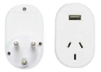 AU29.50 • Buy  Travel Adapter OSA Sth Africa , India & More