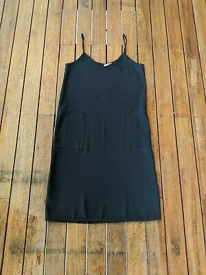 AU20 • Buy Mango Casual Navy Dress. Size M.(10) Can Combine Postage