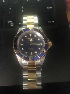 View Details INVICTA Pro Diver Watch Model 8928OB .....Submariner Style • 41.00£