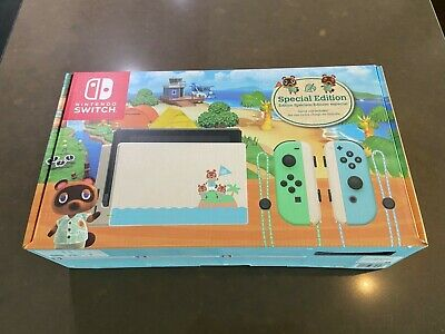 $ CDN1200 • Buy Nintendo Switch Console Animal Crossing Edition New In Box