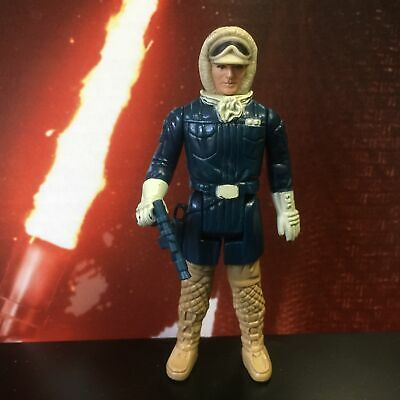 $ CDN20 • Buy Star Wars Vintage Complete Han Solo Hoth Outfit Figure - 1980