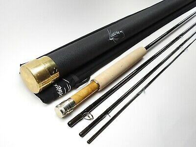 $ CDN1330.12 • Buy Freestone Graphite Fly Fishing Rod. 8'9  4wt. W/ Tube And Sock.