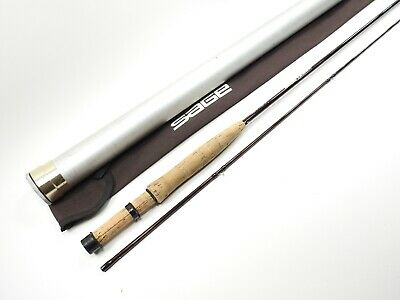 $450 • Buy Sage Graphite III 389 LL Fly Fishing Rod. Custom-Built. 8' 9  3wt.