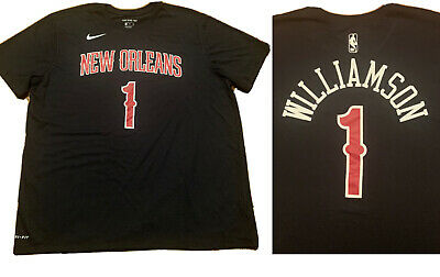 $24.99 • Buy Zion Williamson The Nike Tee Shirt Jersey Style Men 2xl New Orleans Pelicans Nba