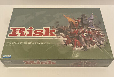 $19.90 • Buy 2003 Risk The Game Of Global Domination - Complete - Parker Brothers New Sealed