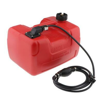 $175.54 • Buy Portable Marine Boat Fuel Tank 3.2 Gallon For Yamaha,  12L Replacement Fuel