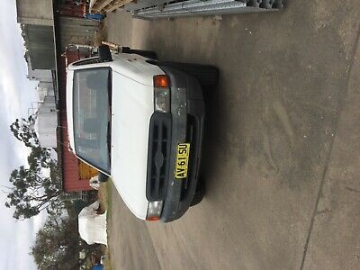 AU530 • Buy Ford Courier 4x4 Ute 1999