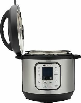 $95 • Buy Instant Pot DUO80 8-Quart 7-in-1 Multi-Use Programmable Pressure Cooker
