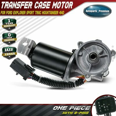 $71.69 • Buy Transfer Case Motor Actuator For Ford Explorer Sport Trac Mountaineer 4WD 600912