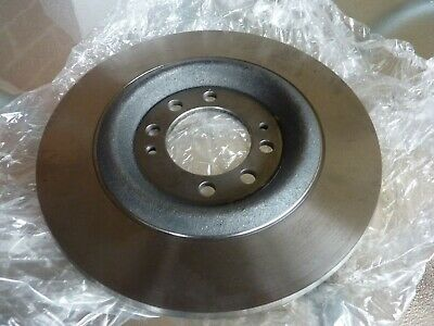 ROVER P6 2000 2200 3500    Rear Brake Discs.  NEW.   One Pair.   Part No 556207. • 125£