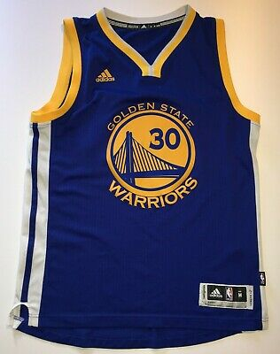 AU39.99 • Buy Adidas Steph Curry NBA Jersey #30 - Size M
