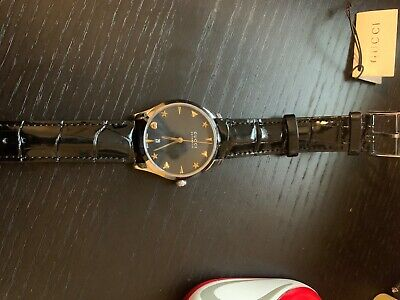 AU950 • Buy Gucci Watch Men Leather